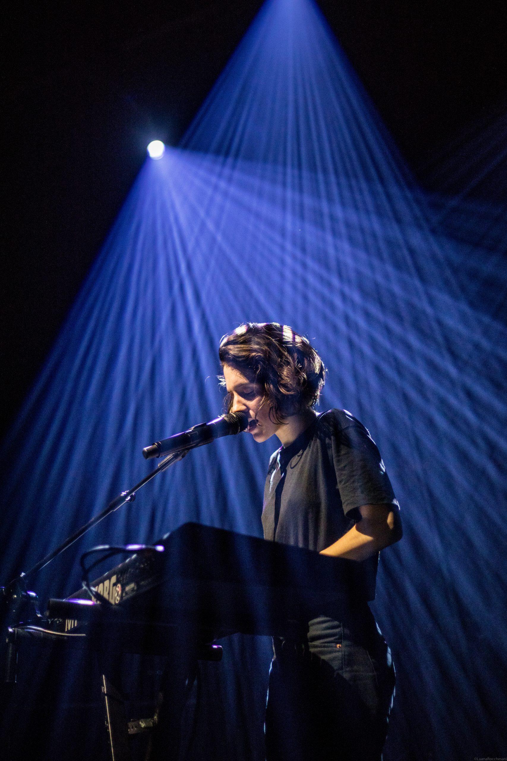 Photographie concert Aloïse Sauvage