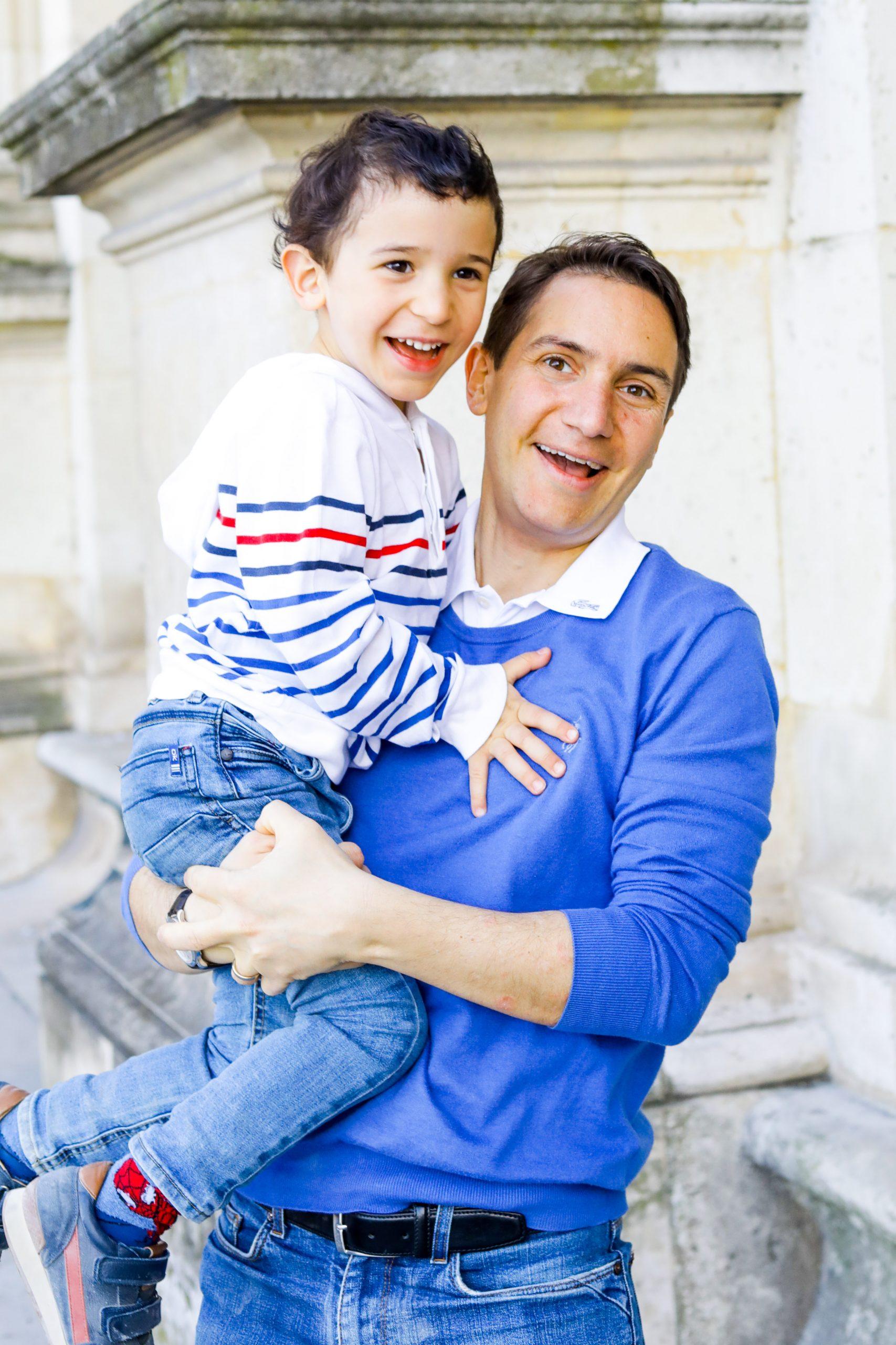 Photographe de famille Paris France