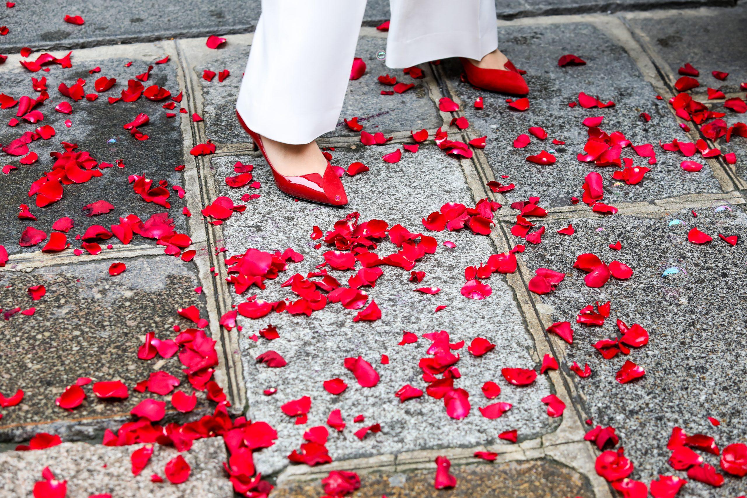Photographie mariage - Séance couple - Photographe mariage - Paris- Montpellier - Nice - original - Fleurs mariage