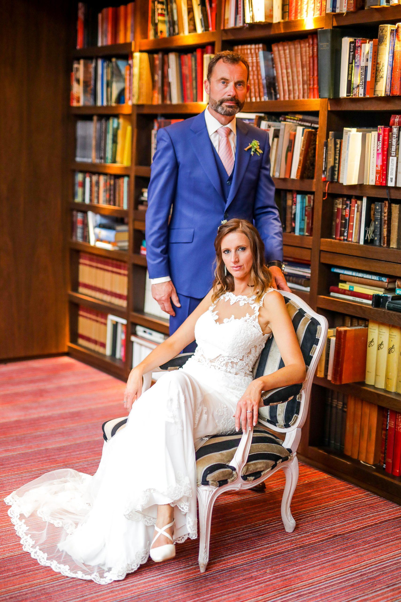 Photographe mariage - Hôtel de Bourgtheroulde - Rouen - Séance couple - mariage France - mariage intime