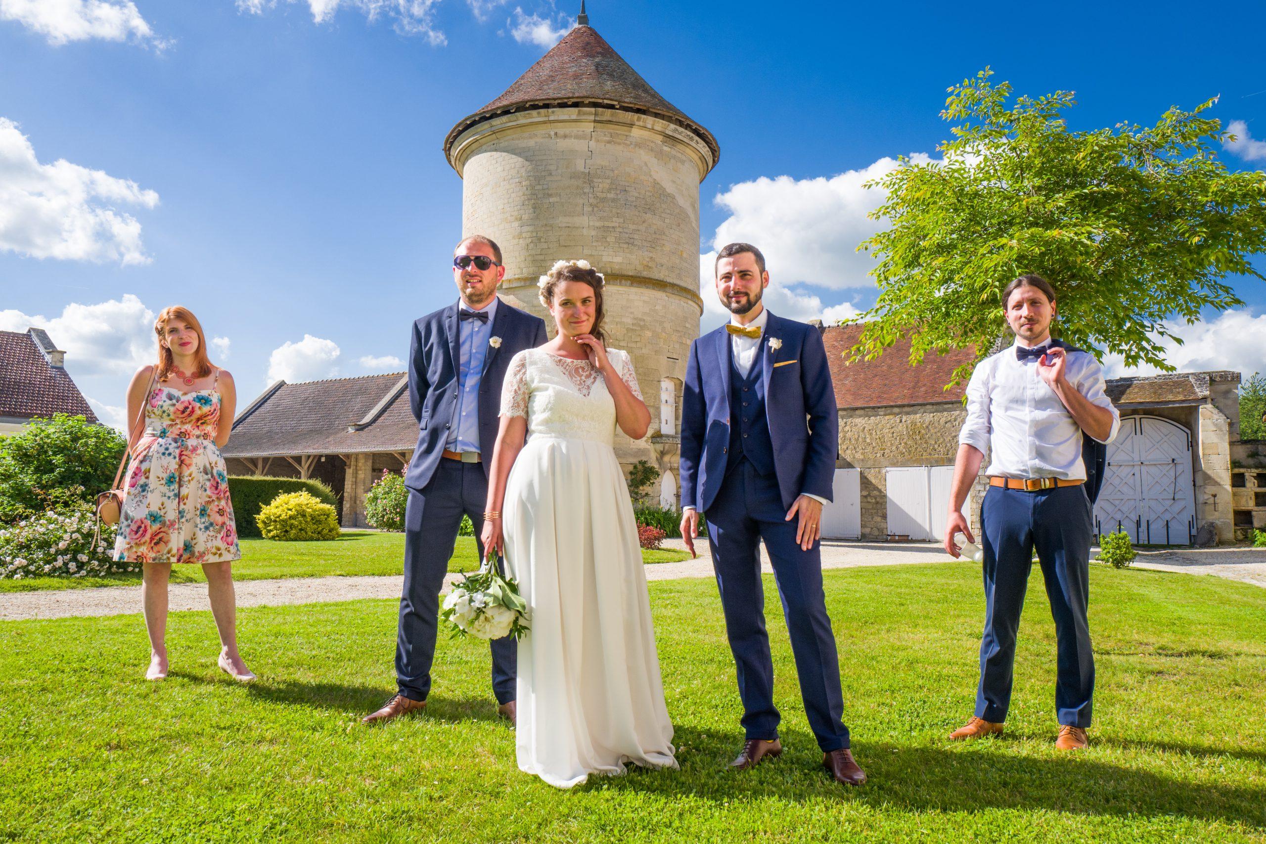 Photographe mariage - Paris - Montpellier - Nice - Mariage Hérault - Séance photo témoins