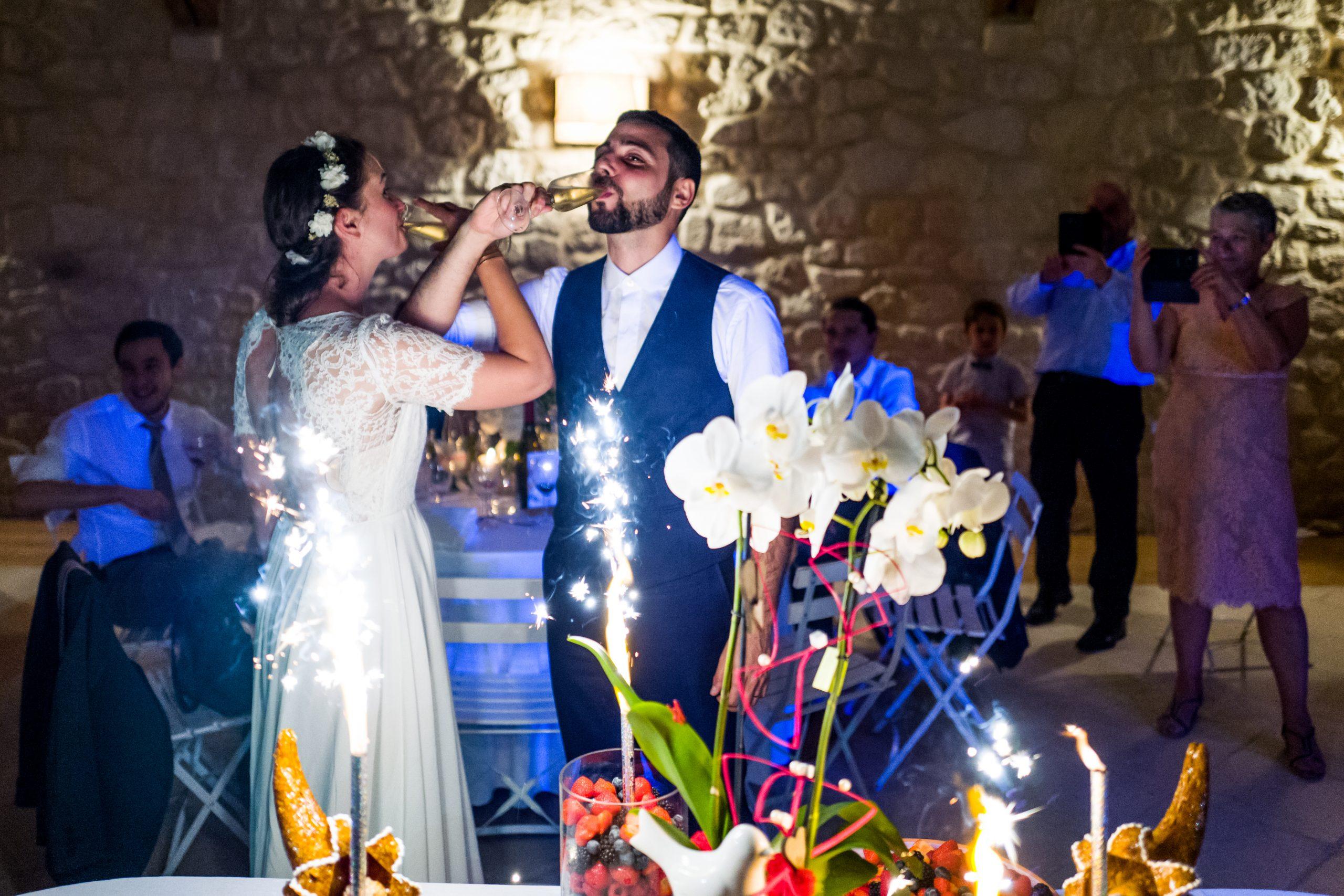 Fête de mariage - Photographe mariage Hérault - Montpellier - Nice