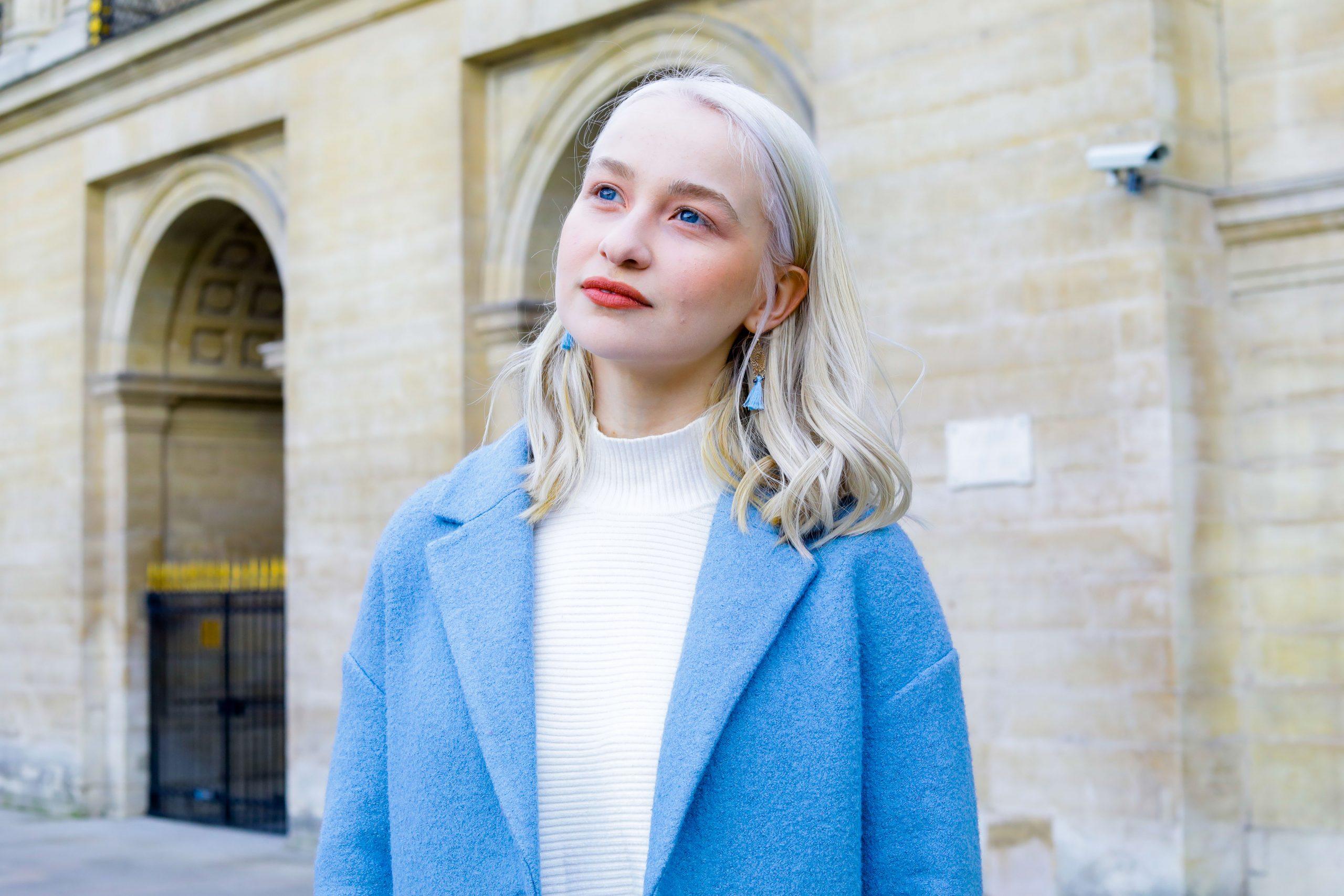 Photographe de Portrait Palais-Royal Paris