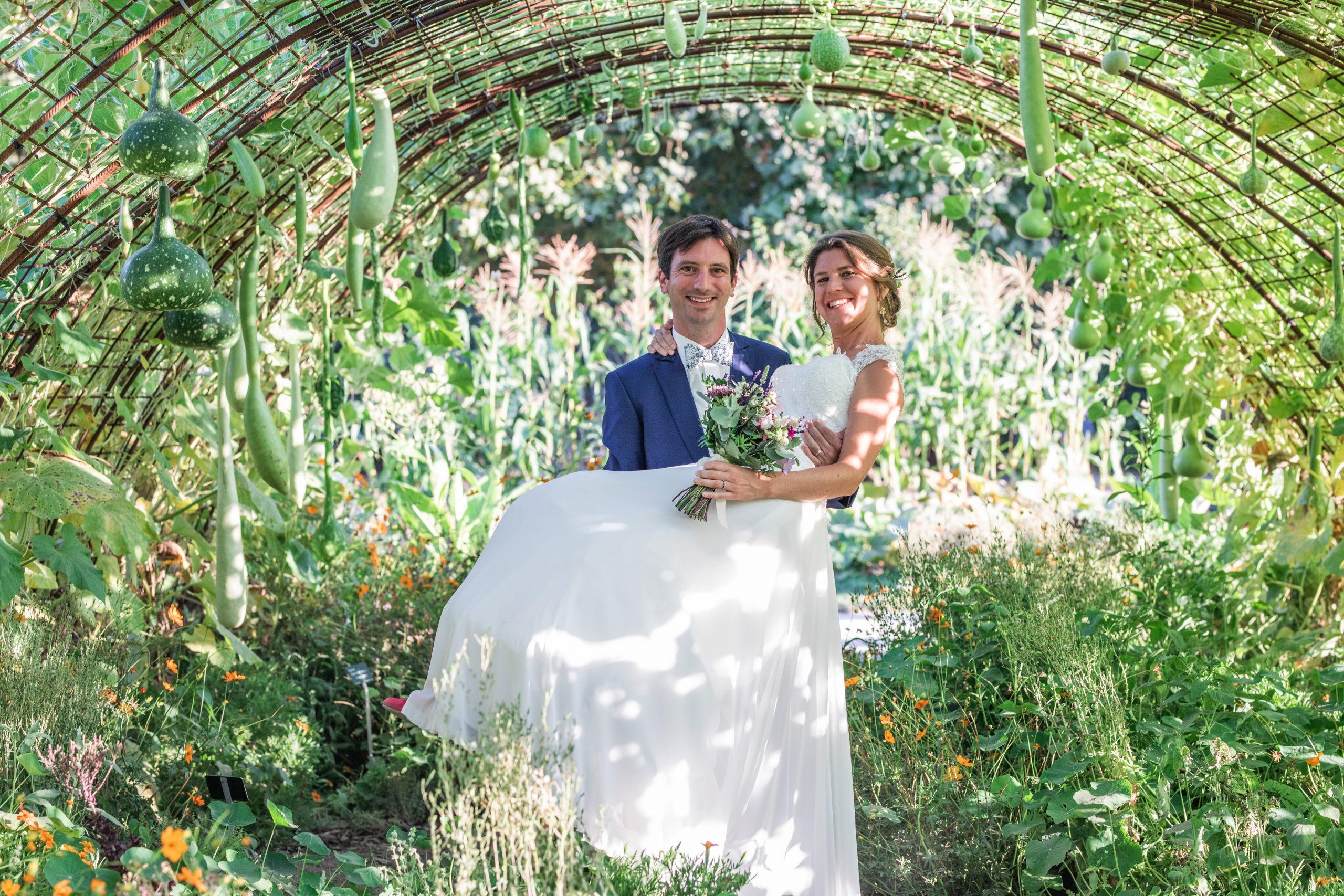 Photographe mariage original France