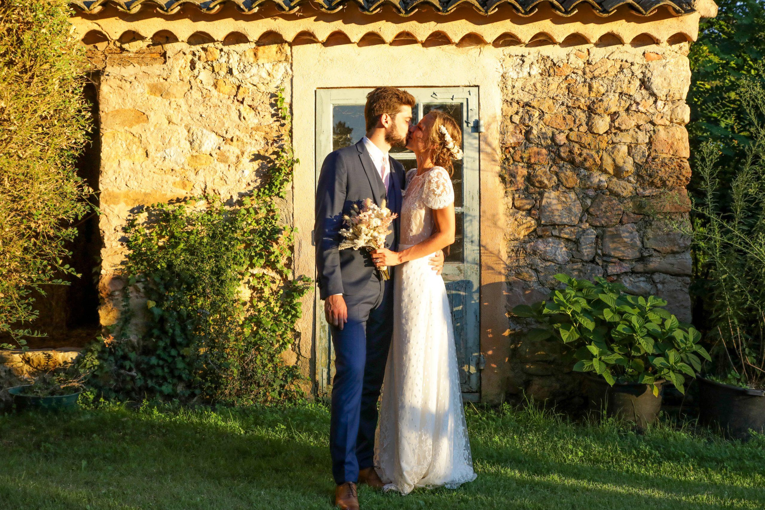 Photographe mariage Château Grand Boise Trets